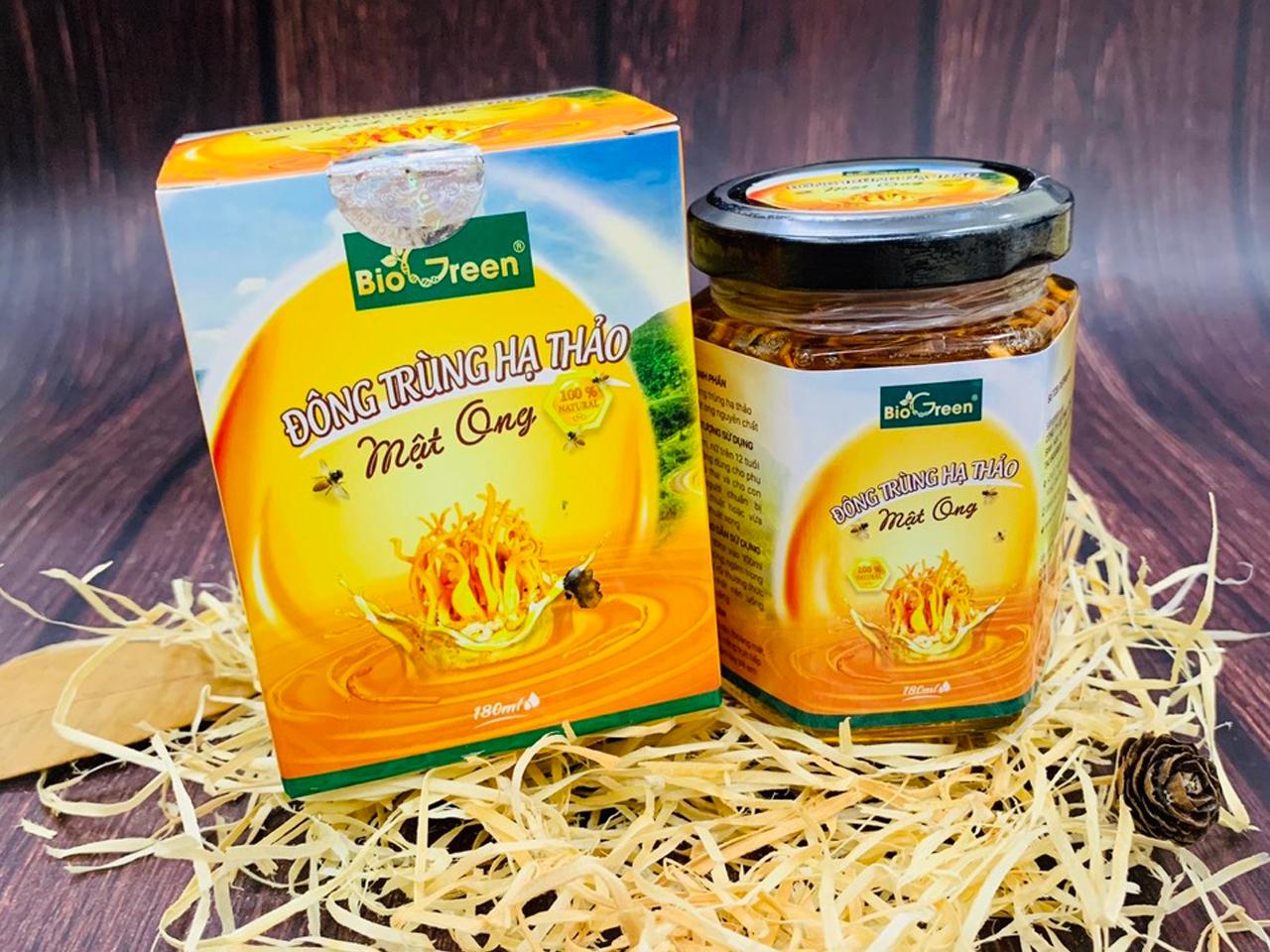 Cách sử dụng đông trùng hạ thảo tươi ngâm mật ong