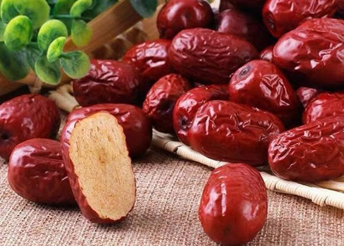 Tác dụng của táo đỏ giúp xương chắc khỏe