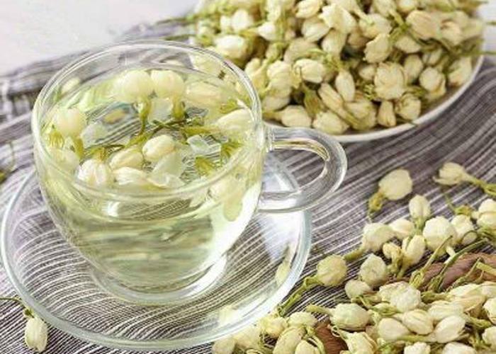 Trà hoa nhài - trà thảo dược trị mất ngủ rất ưa chuộng hiện nay