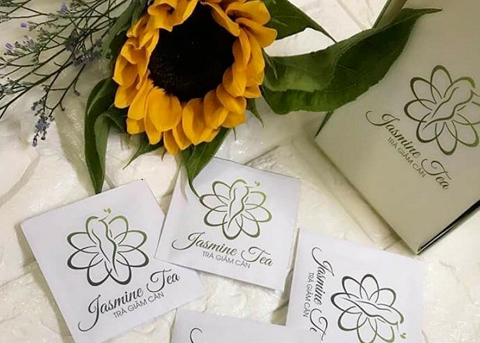 Trà giảm cân Jasmine Tea giúp giảm ký tại nhà đơn giản