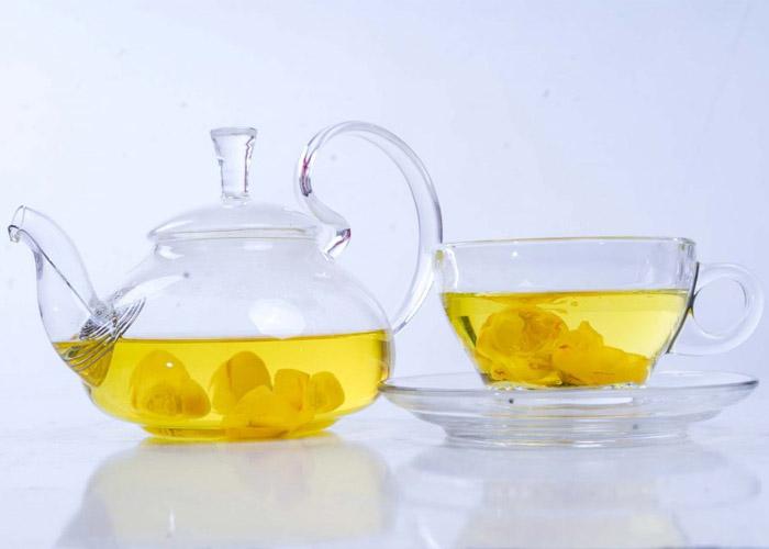 Cách pha kim hoa trà đơn giản và chuẩn nhất